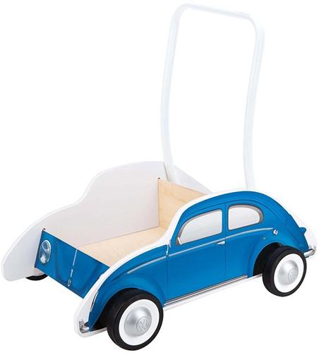 Hape  Beetle Walker, Blue