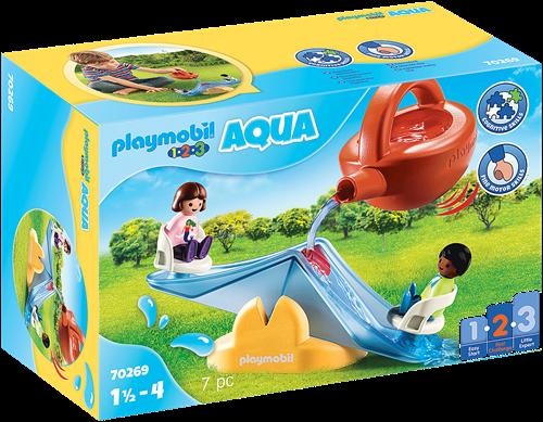 Playmobil Balançoire aquatique avec arrosoir  - 70269