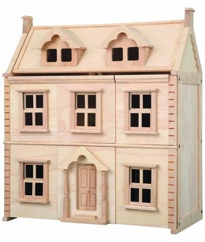Plan Toys  Maison Poupée victorian en bois