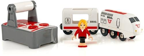 BRIO Train de voyageur radiocommandé - 33510