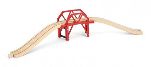 BRIO Pont incurvé - 33699