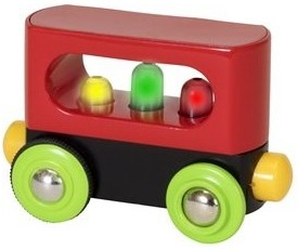 BRIO Mon premier wagon lumineux - 33708