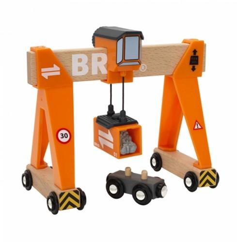 BRIO Grue-portique - 33732