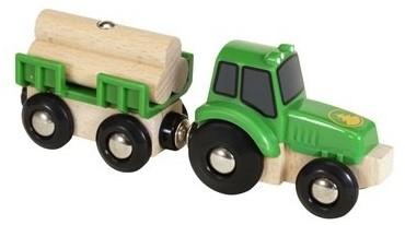 BRIO Tracteur et remorque - 33799