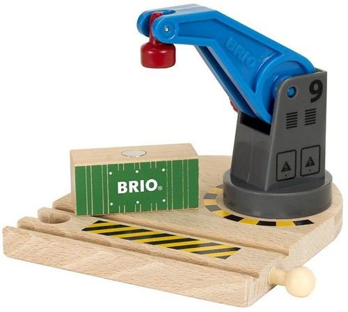 BRIO Petite grue - 33866