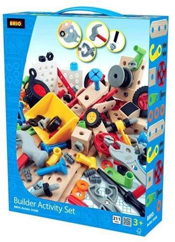 BRIO Coffret activité Builder - 34588
