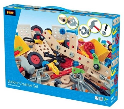 BRIO Coffret Créatif Builder - 34589