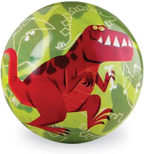 Crocodile Creek 10 cm Play Ball/T-Rex