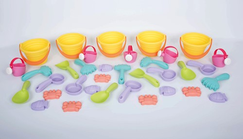 TickiT SAND & WATER PLAY SET