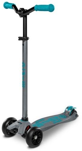 Maxi Micro step Deluxe Pro grijs/aqua