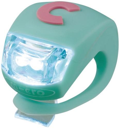 Micro LED lampje deluxe mint