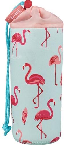Micro flessenhouder flamingo