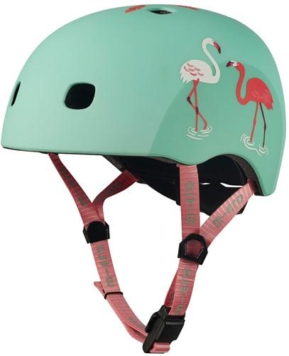 Micro PC Helmet Flamingo S