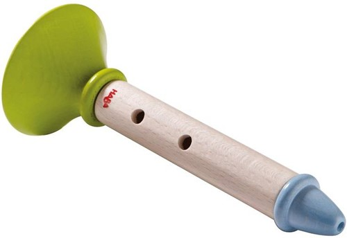 HABA Instruments de musique - Flûte trompette