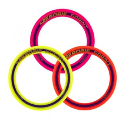 Aerobie Sprint Werpring roze - 25 cm