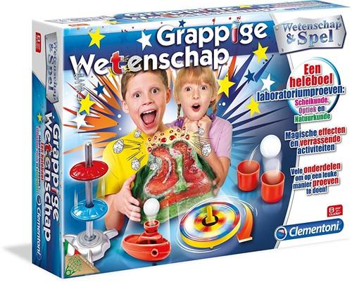 Clementoni Gek Van De Wetenshap