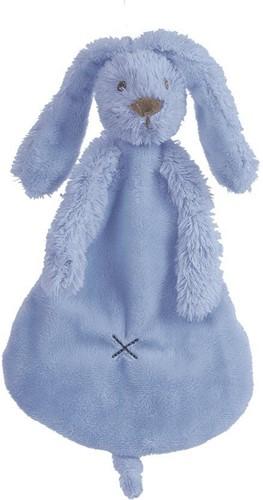 Happy Horse d'azur bleu Rabbit Richie Doudou - 25 cm