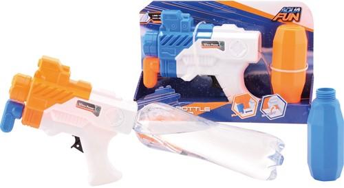 Aqua fun waterpistool space bottle