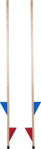Engelhart Stelten hout blank - maximum gewicht 60 kg