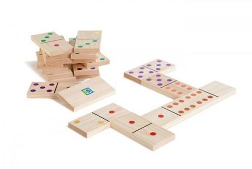 BS Toys Domino (coloré)