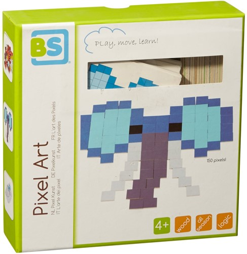 BS Toys L'art des pixels