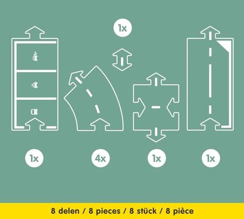 Waytoplay extension Halfway - 8 pièces