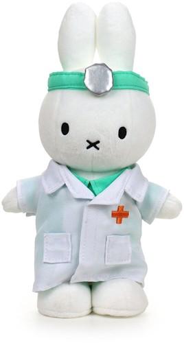"Miffy Doctor - 24 cm - 9,5"""""