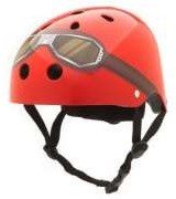 Casque rouge goggle M Red goggle