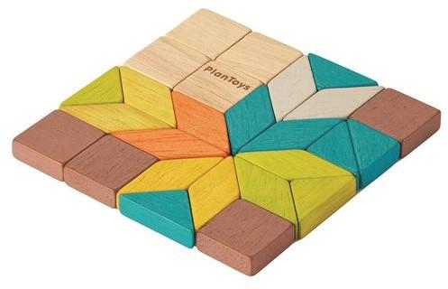Plan Toys Mozaiek
