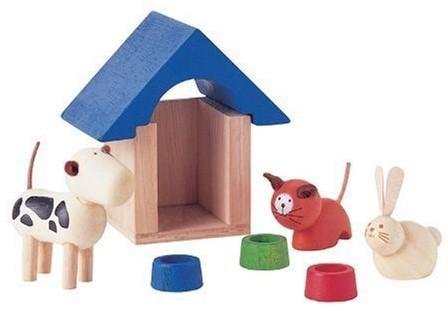 Plan toys Huisdieren en Accesoires
