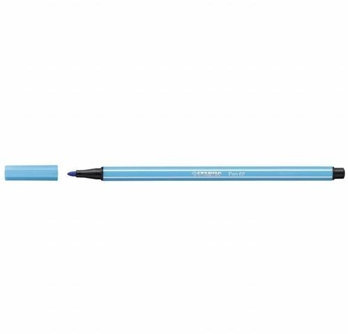 STABILO Pen 68 stylo-feutre Bleu 10 pièce(s)