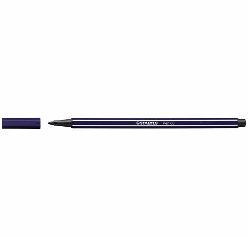 STABILO Pen 68 stylo-feutre Lilas 1 pièce(s)