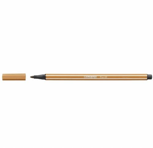STABILO Pen 68 stylo-feutre Marron 1 pièce(s)