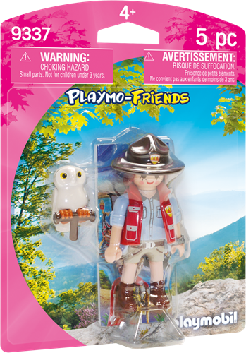 Playmobil PLAYMO-friends - Parkwachter  9337
