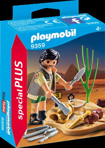 Playmobil Special Plus - Archeoloog  9359