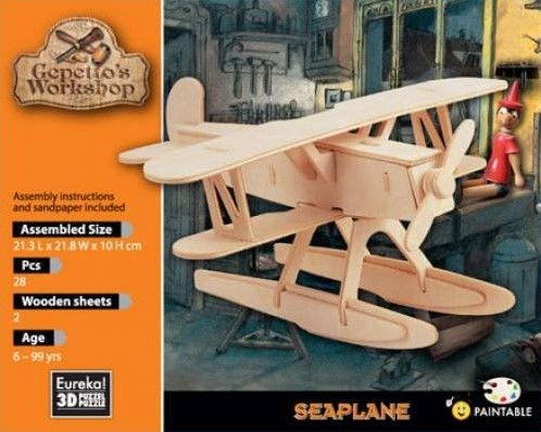 Eureka Gepetto's Workshop - Seaplane