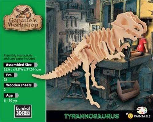 Eureka Gepetto's Workshop - Tyrannosaurus