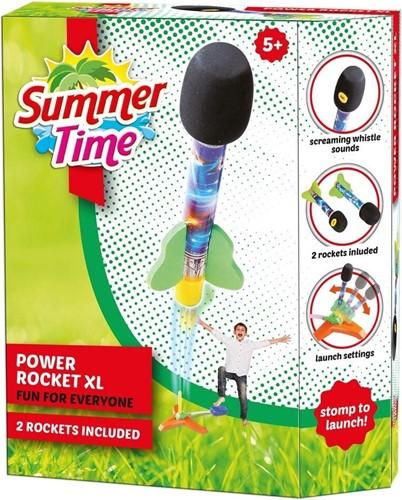 Summertime Air Power Rocket