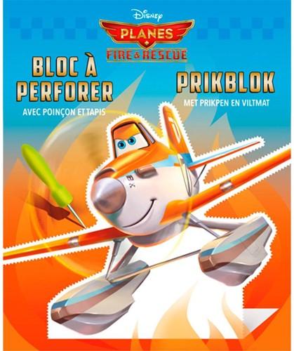 Planet Happy  knutselspullen Disney prikblok Planes