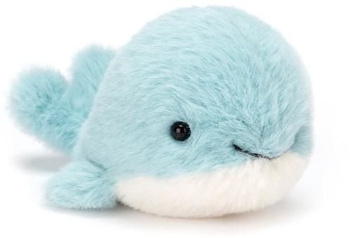 Jellycat Peluche Baleine 9cm