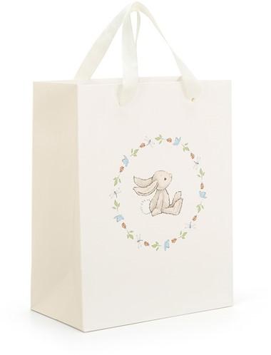 Jellycat Bashful Sac cadeau lapin