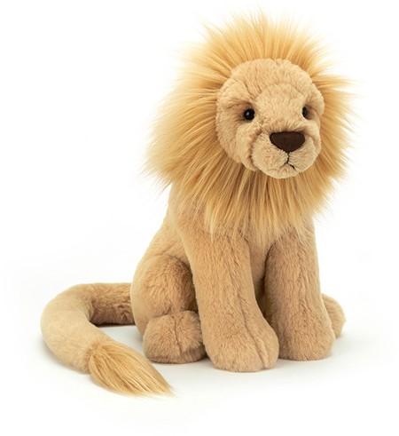 Jellycat Peluche Leonardo Lion 23cm
