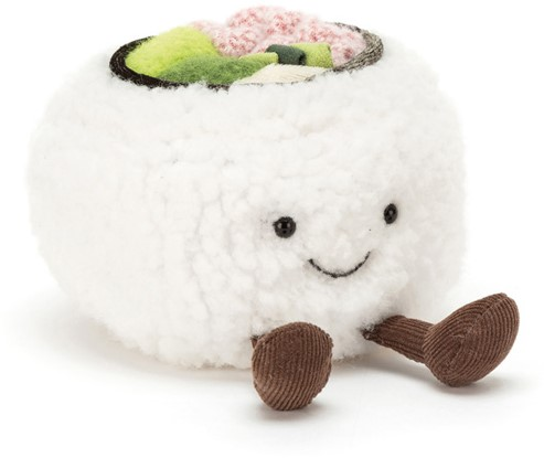 Jellycat Peluche Silly Sushi California 11cm