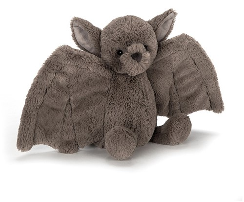 Jellycat Bashful Bat Petit - 18cm