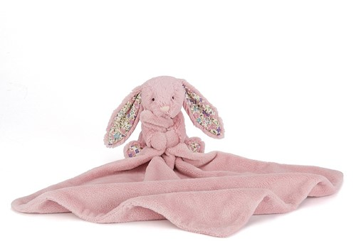 Jellycat  Blossom doudou Tulip Lapin Soother - 34 cm