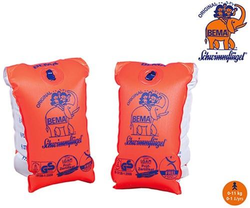 Bema 778-18-000 pull-buoy de natation Bleu, Orange Brassards de nage