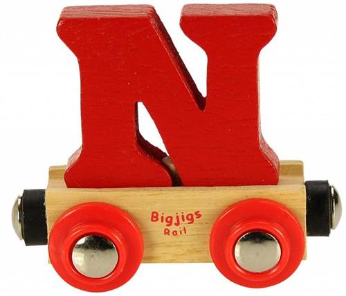 Bigjigs Rail Name Letter N (6)