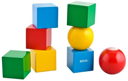 BRIO Blocs de construction magnétiques - 30123