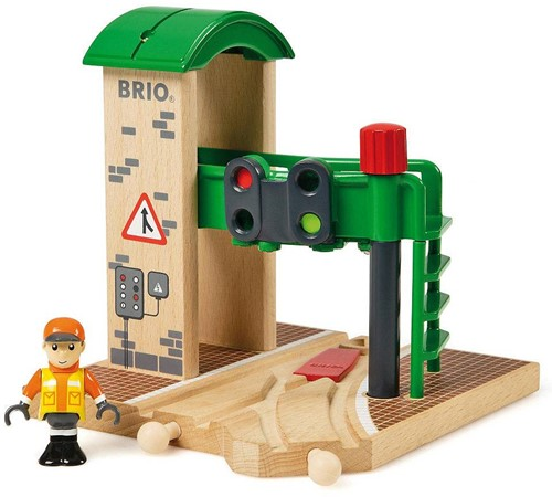 BRIO Station de contrôle et d'aiguillage - 33674