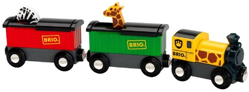 BRIO Train Safari - 33722